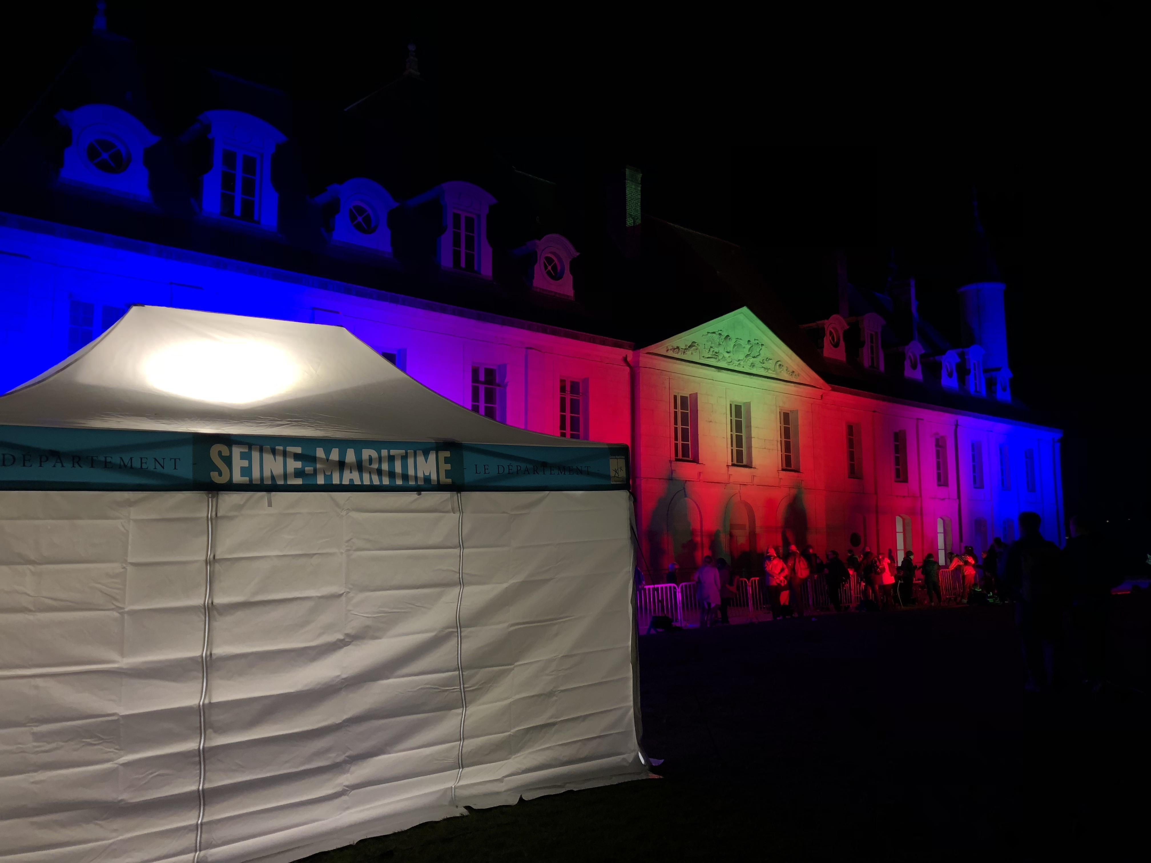 Les randonnées nocturnes du département de la Seine-Maritime