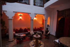 Un riad au Maroc : Les plus et les moins …