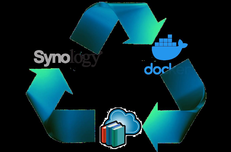 Installation et settings de Ubooquity (1.10.1) sur Synology avec Docker