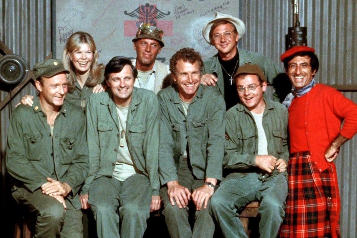 M.A.S.H. , la série TV culte (1972 – 1983)