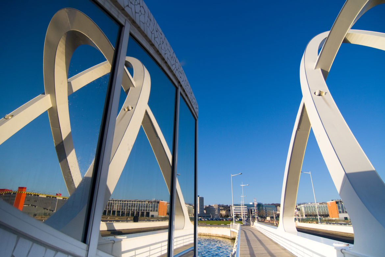 #LH Le pont des arts #LeHavre