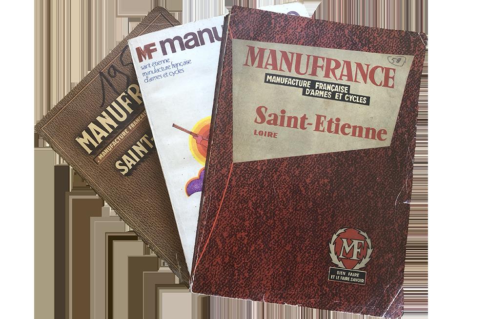 Les catalogues ManuFrance