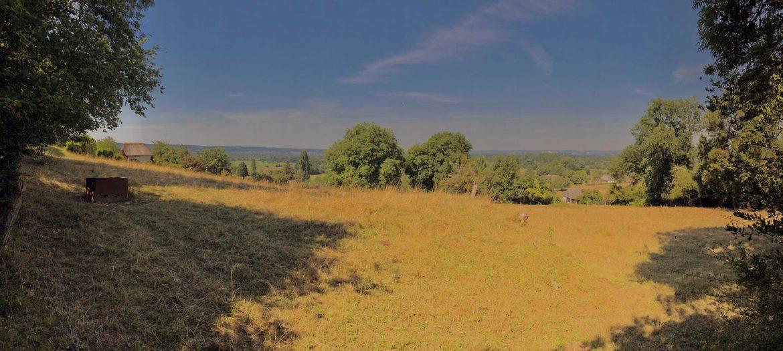 Randonnée du côté du Marais Vernier