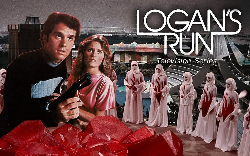 L'âge de cristal (Logan's Run) – Série TV